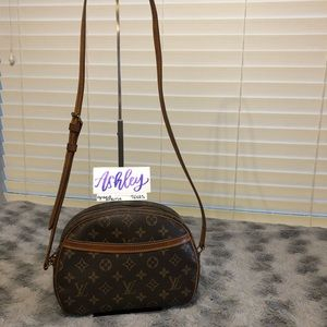 Authentic LV Blois